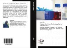Capa do livro de Etude des transferts de charge interfaciaux