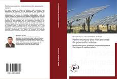 Couverture de Performances des mécanismes de poursuite solaire