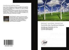 Buchcover von Contrôle des Systèmes Eoliens