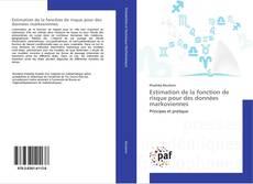 Estimation de la fonction de risque pour des données markoviennes kitap kapağı