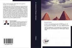 Capa do livro de L'Art contemporain d'Afrique et la guerre froide: le cas Allemand