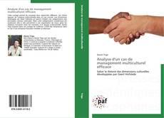 Bookcover of Analyse d'un cas de management multiculturel efficace