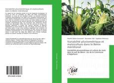 Portada del libro de Variabilité pluviométrique et maïsiculture dans le Bénin méridional