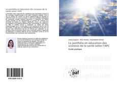 Le portfolio en éducation des sciences de la santé selon l'APC kitap kapağı