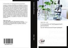 L'immunité et l'échappement parasitaire kitap kapağı