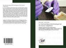 Couverture de La microscopie électronique et les tissus végétaux