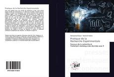 Capa do livro de Pratique de la Recherche Expérimentale