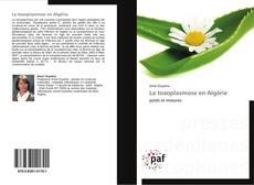 La toxoplasmose en Algérie kitap kapağı