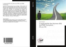 Couverture de L'applicabilité des Normes IFRS aux PME françaises