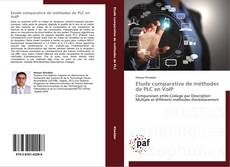 Bookcover of Etude comparative de méthodes de PLC en VoIP