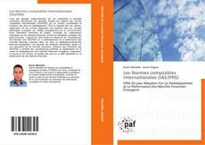Capa do livro de Les Normes comptables internationales (IAS/IFRS)