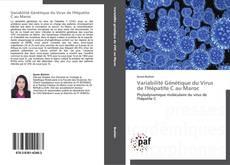 Portada del libro de Variabilité Génétique du Virus de l'Hépatite C au Maroc