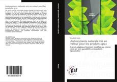 Bookcover of Antioxydants naturels mis en valeur pour les produits gras