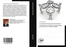 Portada del libro de L'Apprentissage Automatique