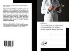 Bookcover of Les obstacles à la vaccination antitétanique des adultes