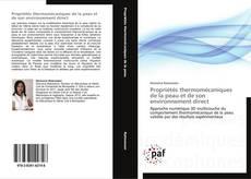 Buchcover von Propriétés thermomécaniques de la peau et de son environnement direct