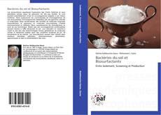 Обложка Bactéries du sel et Biosurfactants