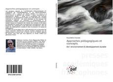 Bookcover of Approches pédagogiques et concepts