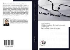 Médiatisation de mouvements politiques的封面