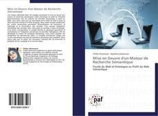 Couverture de Mise en Oeuvre d'un Moteur de Recherche Sémantique