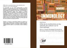 Portada del libro de Effet de la metformine et du selenite de sodium sur le macrophage