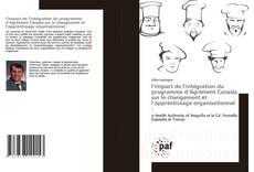 Impact de l'intégration d'un programme d'agément kitap kapağı