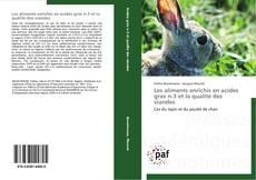 Portada del libro de Les aliments enrichis en acides gras n-3 et la qualité des viandes