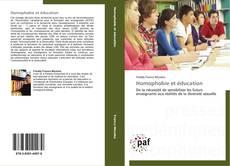 Borítókép a  Homophobie et éducation - hoz