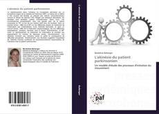 L'akinésie du patient parkinsonien kitap kapağı