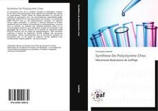 Copertina di Synthèse De Polystyrène Choc
