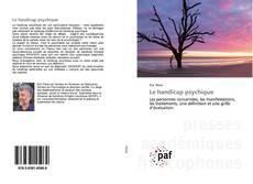 Capa do livro de Le handicap psychique