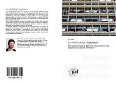 Capa do livro de La médiation logement