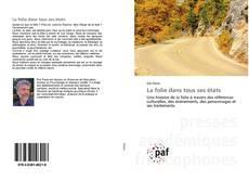 Buchcover von La folie dans tous ses états
