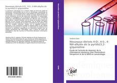 Nouveaux dérivés 4-O-, 4-S-, 4-NH-alkylés de la pyrido[3,2-g]quinoline kitap kapağı