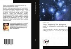 Étude théorique des molécules LuBr et LuI par les méthodes ab-initio的封面
