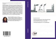 Aménagement territorial et transformation sociale的封面