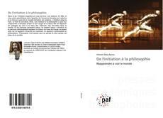 Buchcover von De l'initiation à la philosophie