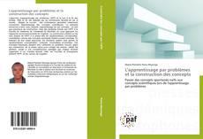 Capa do livro de L'apprentissage par problèmes et la construction des concepts