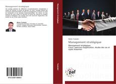 Management stratégique kitap kapağı