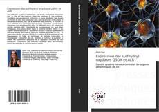 Buchcover von Expression des sulfhydryl oxydases QSOX et ALR