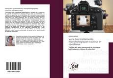 Buchcover von Vers des traitements morphologiques couleur et spectraux