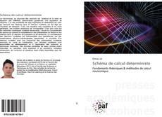 Buchcover von Schéma de calcul déterministe