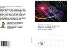 Copertina di Canaux de transmission et composants optiques