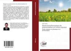 Buchcover von Photo-transformation du phénamiphos en milieu aqueux