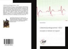 Borítókép a  L'électrocardiogramme ' ECG ' - hoz