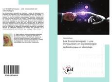 Buchcover von Les biocéramiques : une innovation en odontologie