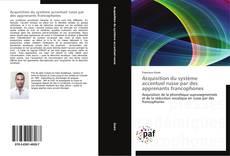 Bookcover of Acquisition du système accentuel russe par des apprenants francophones