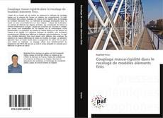 Bookcover of Couplage masse-rigidité dans le recalage de modèles éléments finis