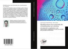 Borítókép a  Modélisation d'un procédé de cristallisation en continu - hoz
