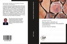 Capa do livro de Spiritualité, identité et l'autodétermination des peuples autochtones